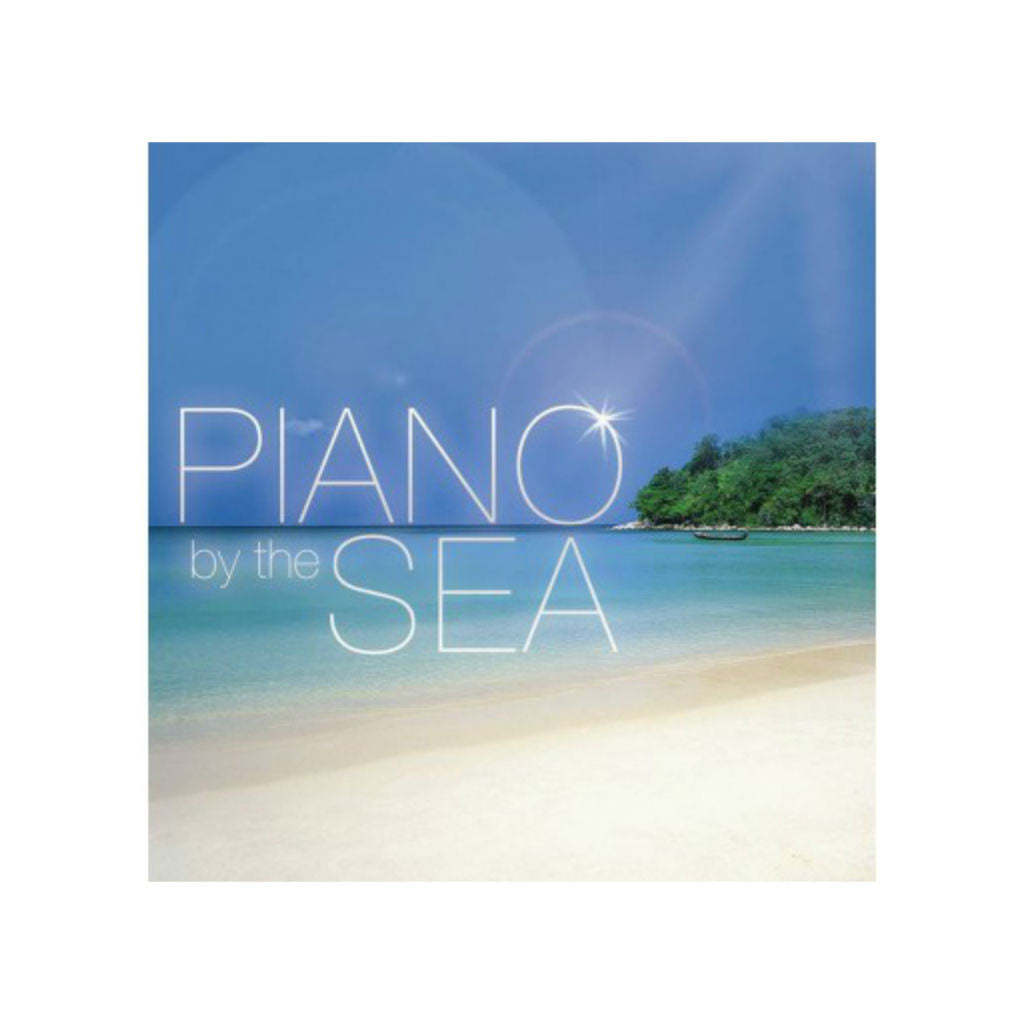 Piano by the Sea CD