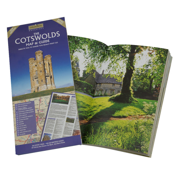 Cotswold Map and Guide