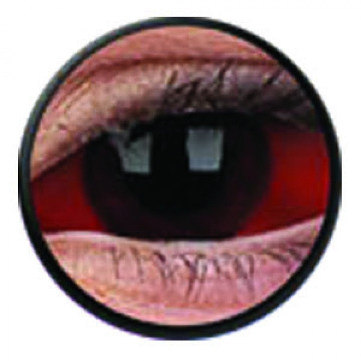 Carnage Scleral Full Eye Coloured Contacts