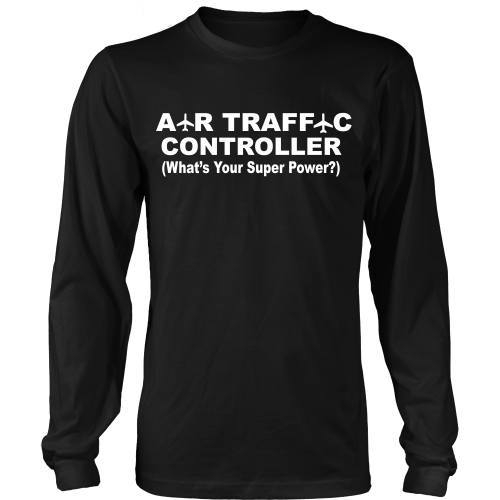 T-shirt - Air Traffic Control Tee - Front Design