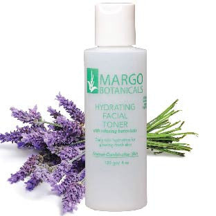 Margo Botanicals Hydrating Facial Toner- 100% Natural - PhysAssist Brands