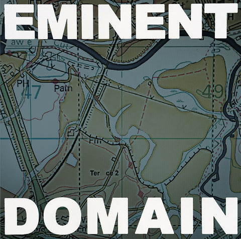 Various Artists - Eminent Domain 3xLP+ 45 - LIES-125