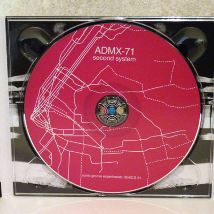 ADMX-71 - Second System - CD - SGXCD01
