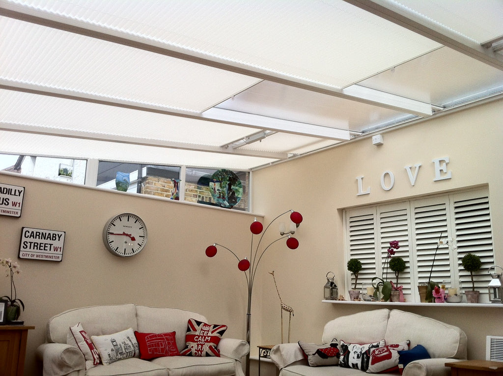Infusion Asc Concrete - Conservatory Blinds Direct