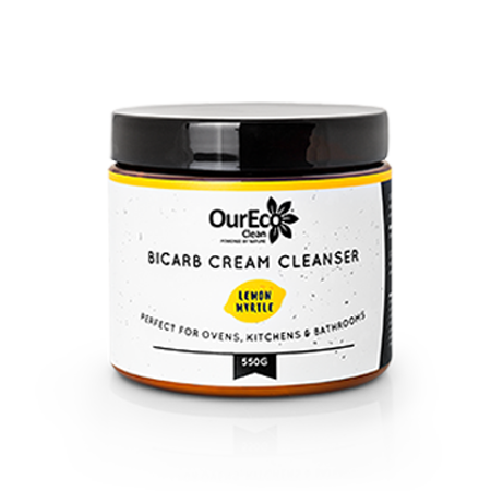 New Zealand Made Bicarb Cleaning Paste (550g)