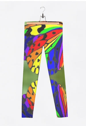 BUTTERFLY Full Length Legging