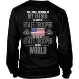 Father Trooper (backside design only) - Shoppzee