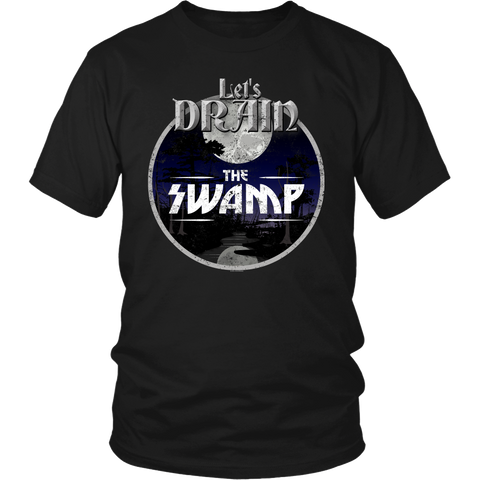 Drain The Swamp Republican T Shirt