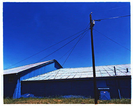 Blue Barn, Allanridge, 2009
