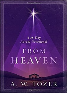 From Heaven - A 28-Day Advent Devotional