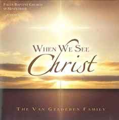 When We See Christ (CD)
