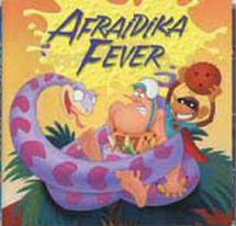 Afraidika Fever (CD) - Book Heaven - Challenge Press from MAJESTY MUSIC, INC.