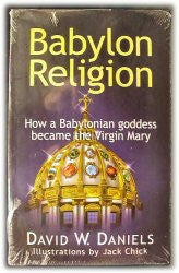 Babylon Religion - Book Heaven - Challenge Press from Chick Publications