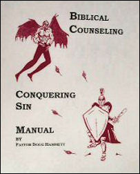 Biblical Counseling: Conquering Sin (Counselor's Manual) - Book Heaven - Challenge Press from CHALLENGE PRESS