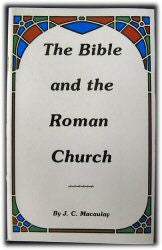 The Bible and the Roman Church - Book Heaven - Challenge Press from CHALLENGE PRESS