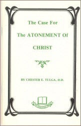 The Case for the Atonement of Christ - Book Heaven - Challenge Press from CHALLENGE PRESS