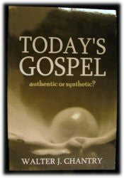 Today's Gospel - Authentic or Synthetic - Book Heaven - Challenge Press from SPRING ARBOR DISTRIBUTORS
