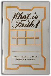 What Is Faith? - Book Heaven - Challenge Press from CHALLENGE PRESS