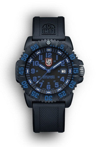EVO Navy Seal Colormark Series Blue Luminox Watch A.3053