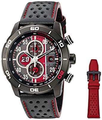 CA0530-41E Limited Edition Citizen Men's Primo Eco-Drive Matt Kenseth Watch