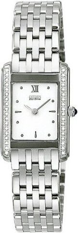 EG3031-51A Citizen Stiletto 18KW Gold and Diamond Watch