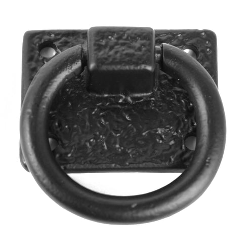 "Cast Iron 2"" Cabinet Ring Pull"