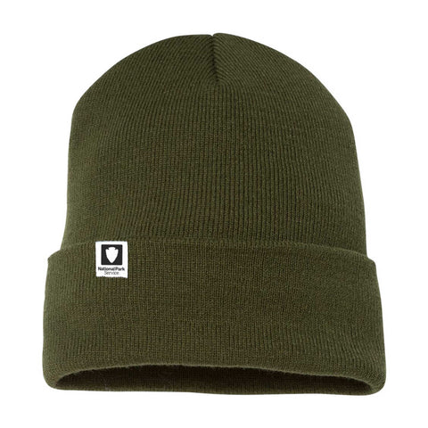 National Park Service Clip Label Beanie