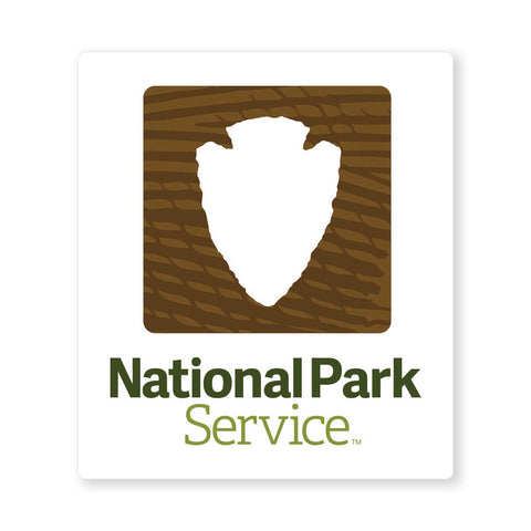 National Park Service Sticker