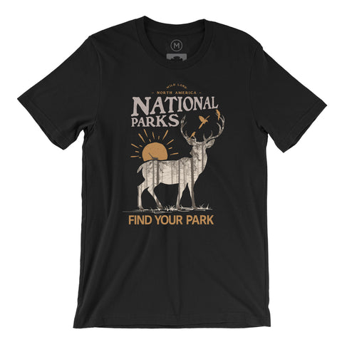 National Parks FYP Buck Tee