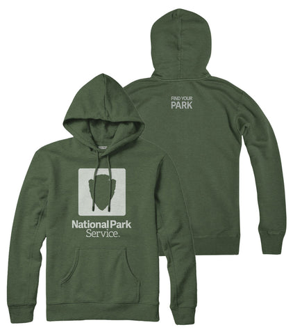 National Park Service Logo Pullover Hoodie