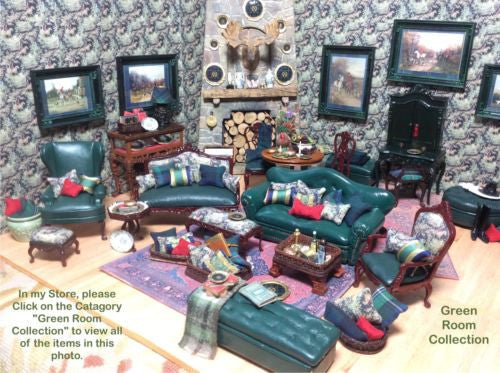 Lamp Light Illumination 1:12 SPECIAL ORDER Dollhouse Miniature
