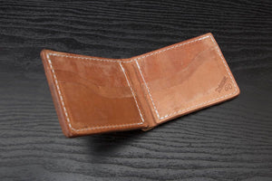 Hoss Old World Bifold Leather Wallet