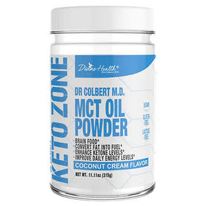 Порошок кокосового масла MCT Keto Zone MCT Oil Powder