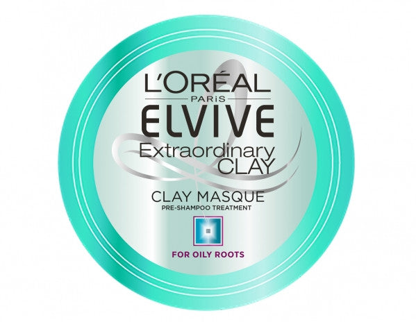 Глиняный пре-шампунь Extraordinary Clay Mask Pre-Shampoo