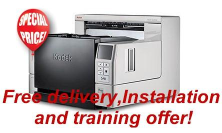 Kodak i4650 Production Scanner (Call For Discount)
