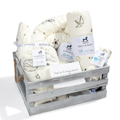 Full of Love Baby Basket