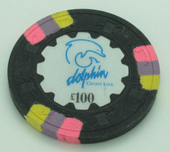 Dolphin Cruise Line £100 Chip