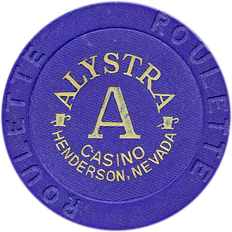 Alystra Henderson Roulette A Blue Chip 1995