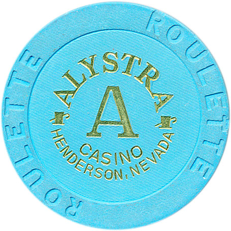 Alystra Henderson Roulette A Lite Blue Chip 1995