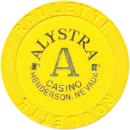 Alystra Henderson Roulette A Yellow Chip 1995