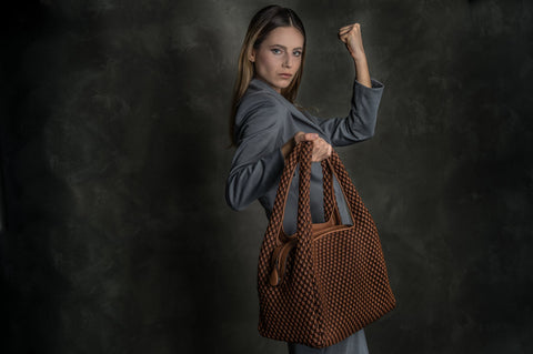 Tissa Fontaneda Tasche Simple Matter Zip