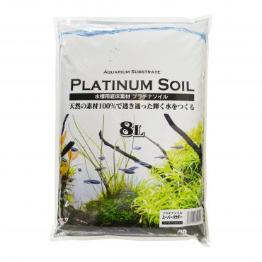 Platinum Soil, Black Super powder- Buffering Aquasoil for Shrimp and Planted tanks