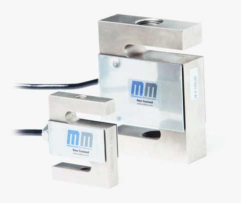 MT501 Universal Load Cell: S-Type Tension Load Cell: Compression and Tension application