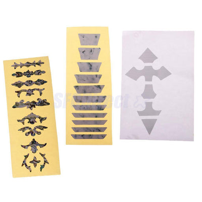 Guitar Bass Fretboard Stickers Fret Label Decals Marker DIY Guitar Accessory