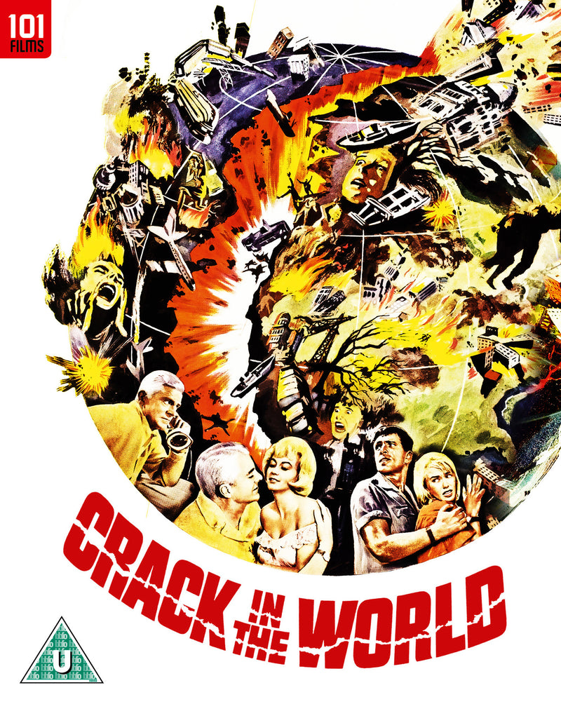 Crack in the World (1965)