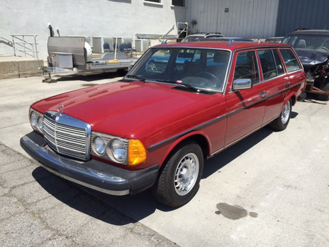 1979 Mercedes Benz 300D Station Wagon (Double)
