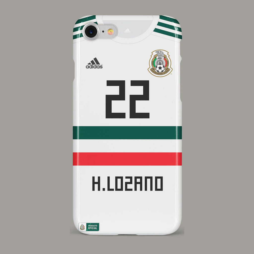 Mexico Away Jersey - 19/20