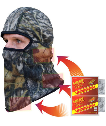 Heated Helmet Balaclava