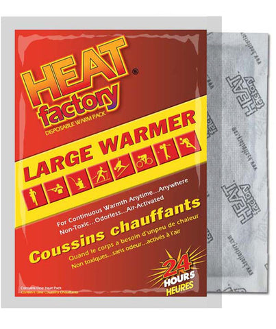 Large Body Warmers (24hr)