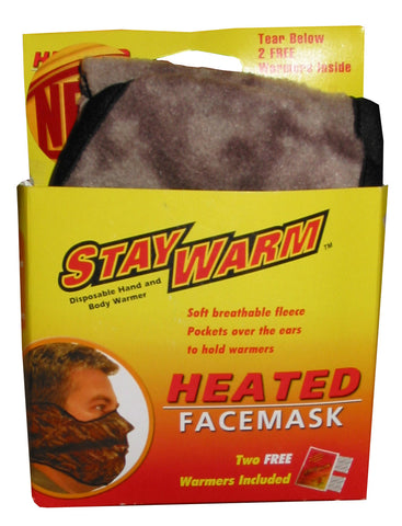 StayWarm Heated Facemask